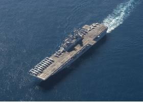 军队,美国军舰,梅金,岛,(LHD-8),军舰,一致的,州,海军,美国军舰,