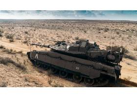 军队,梅卡瓦,坦克,坦克,沙漠,车辆,壁纸,