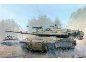 军队,梅卡瓦,坦克,壁纸,
