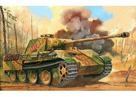 军队,美洲豹,坦克,坦克,壁纸,(1)