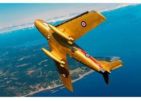 军队,加拿大航空公司,CL-13A,军刀,Mk.5,喷气式飞机,战士,壁纸,