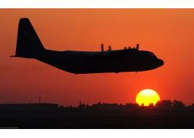 军队,洛克希德公司,C-130,力士,军队,运输,飞机,壁纸,(1)