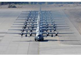 军队,洛克希德公司,C-130,力士,军队,运输,飞机,壁纸,(14)