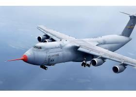军队,洛克希德公司,C-5,星系,军队,运输,飞机,壁纸,(1)