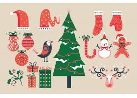 圣诞节快乐主题素材