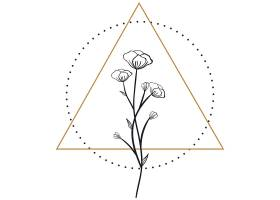 植物花卉主题装饰图案设计