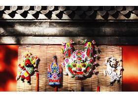 东方的,亚洲的,壁纸,