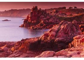 海岸线,地球,海岸,岩石,壁纸,