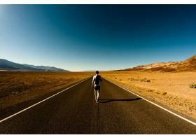 人,路,风景,壁纸,