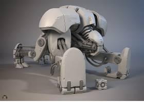 机器人,壁纸,(360)