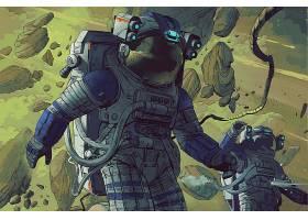 宇航员,壁纸,(23)