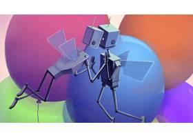 机器人,壁纸,(212)
