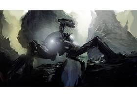 机器人,壁纸,(8)