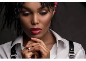 女人,模特,妇女,女孩,脸,口红,黑发女人,壁纸,