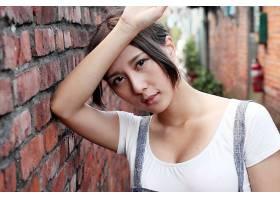 女人,模特,妇女,亚洲的,壁纸,(1)