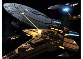 星星,艰苦跋涉,美国军舰,企业,壁纸,(3)