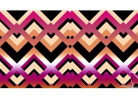 抽象,几何学,形状,数字的,艺术,彩色,壁纸,