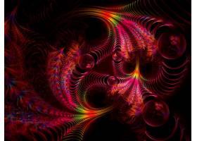 抽象,不规则碎片形,富有色彩的,壁纸,
