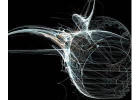 抽象,不规则碎片形,壁纸,(10)
