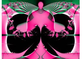 抽象,不规则碎片形,壁纸,(111)