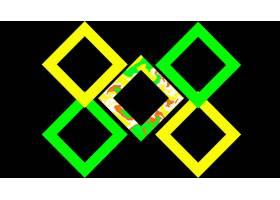 抽象,几何学,形状,数字的,艺术,壁纸,