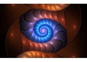 抽象,漩涡,艺术的,数字的,艺术,壁纸,(3)