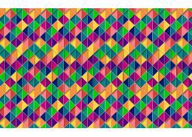 抽象,模式,艺术的,数字的,艺术,彩色,富有色彩的,几何学,壁纸,