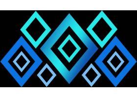 抽象,形状,几何学,数字的,艺术,梯度,壁纸,