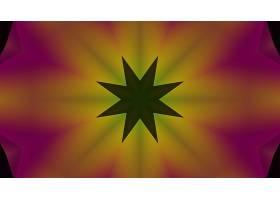 抽象,星星,艺术的,数字的,艺术,彩色,梯度,形状,壁纸,