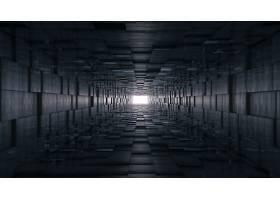 抽象,黑暗,几何学,灯光,形状,隧道,壁纸,