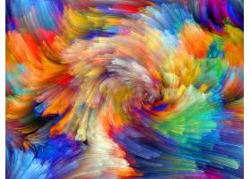 抽象,彩色,设计,富有色彩的,壁纸,