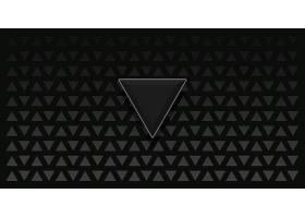 抽象,三角,壁纸,(70)