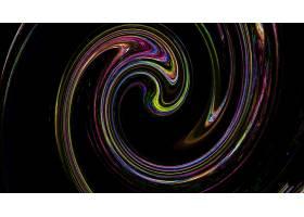 抽象,漩涡,艺术的,数字的,艺术,彩色,壁纸,(2)