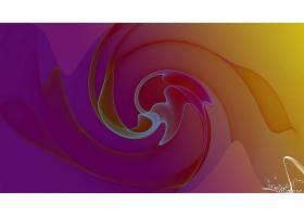 抽象,漩涡,艺术的,数字的,艺术,彩色,梯度,壁纸,(1)