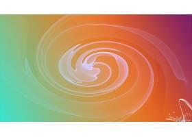 抽象,漩涡,艺术的,数字的,艺术,彩色,梯度,壁纸,(2)