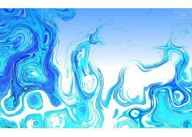 抽象,蓝色,壁纸,(366)