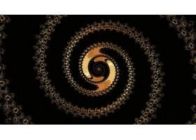 抽象,漩涡,艺术的,数字的,艺术,不规则碎片形,壁纸,(1)