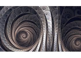 抽象,漩涡,艺术的,数字的,艺术,不规则碎片形,壁纸,