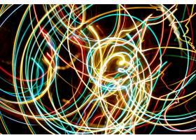 抽象,照相机,投掷,运动的,艺术的,摄影,漩涡,灯光,彩色,富有色彩