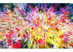 抽象,彩色,壁纸,(520)