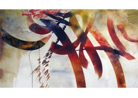 抽象,颜料,壁纸,
