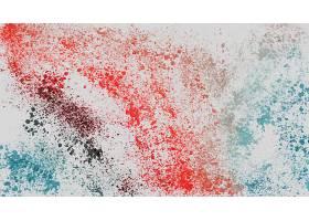 抽象,彩色,数字的,艺术,颜料,艺术的,溅泼的量,壁纸,