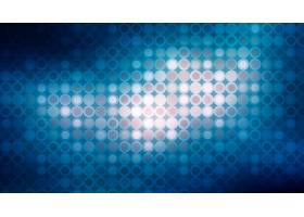 抽象,蓝色,点,圆,模式,壁纸,