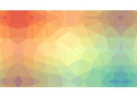 抽象,梯度,艺术的,数字的,艺术,彩色,壁纸,