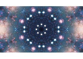 抽象,模式,艺术的,数字的,艺术,曼陀罗,操纵,空间,明星,壁纸,