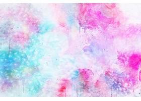 抽象,水彩画,彩色,粉红色,壁纸,
