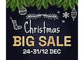 圣诞节网页海报