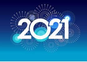 2021精美艺术字
