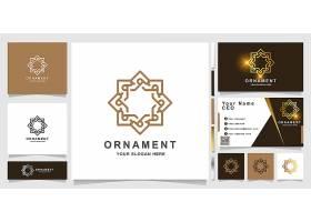 商务通用多边形主题矢量LOGO图标徽章设计