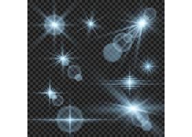 星光璀璨模板
